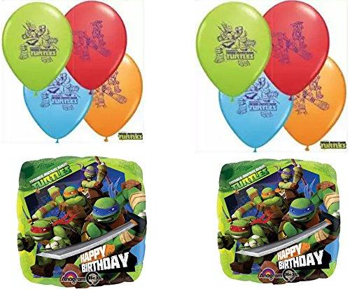 TMNT Teenage Mutant Ninja Turtles Balloon Decoration