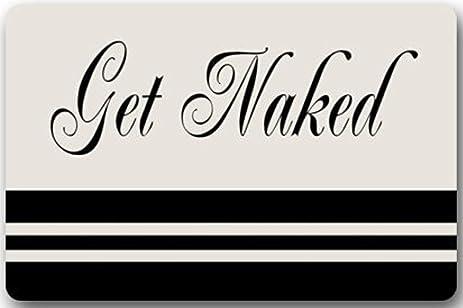 outdoor shower mats amazoncom crystal emotion get naked doormatindooroutdoor