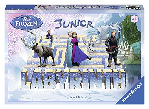 Disney Frozen Junior 'Labyrinth' Board Game