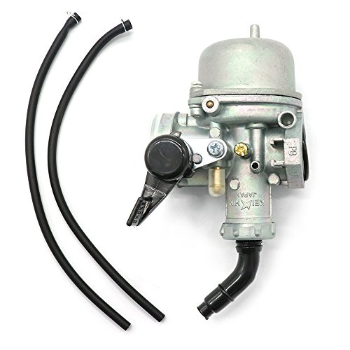IZTOSS Motorcycle 22mm Grey Carburetor Carb for Honda XR-50 CRF-50 XR-70 CRF-70 (Honda Crf 70 Carburetor)