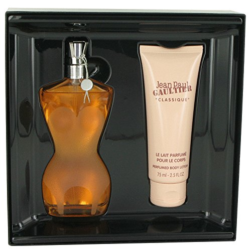 Jean Paul Gaultier 516266 Gift Set - 3.3 oz. Eau De Toilette Spray & 2.5 Body Lotion