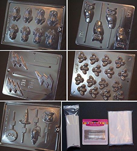 Harry Potter Chocolate Frog Mold Kit