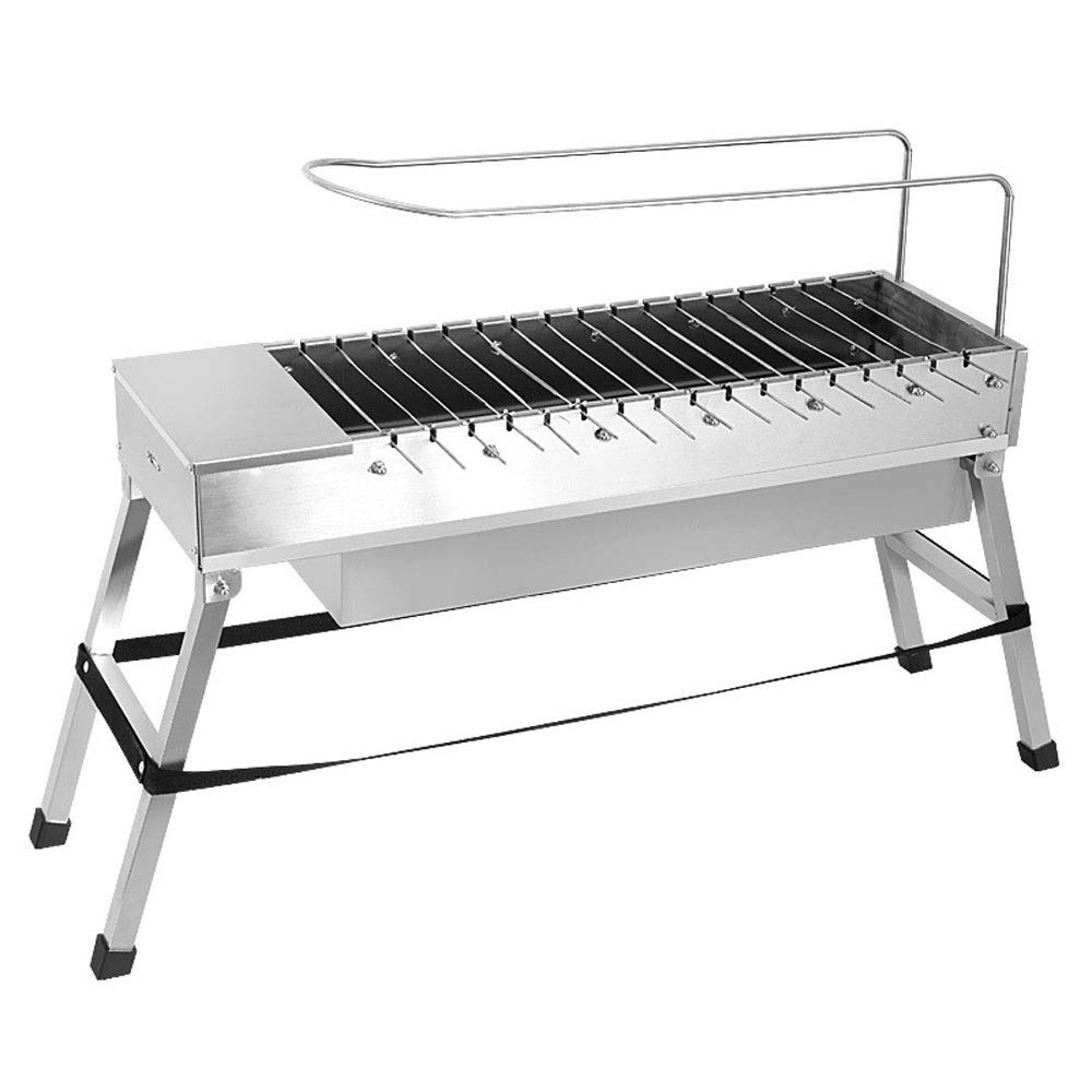 Zr Stainless Steel Grill, Automatic flip Grill, Home USB Electric Charcoal Grill