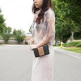 Mini Messenger Shoulder Handbag Wallet Purse for