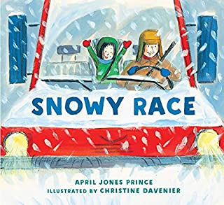 Book Cover: Snowy Race