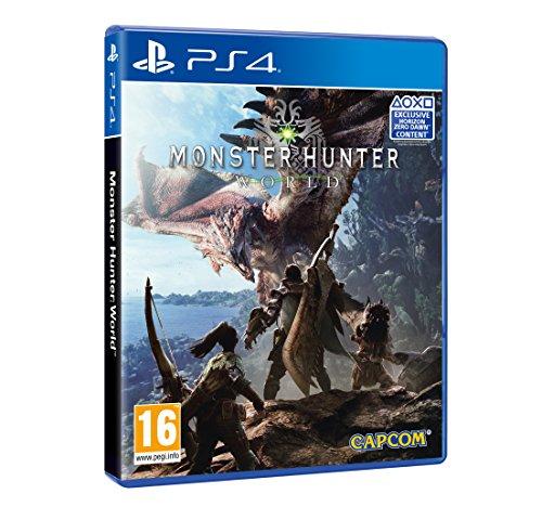 Monster Hunter World (PS4) - Buy Online in Oman
