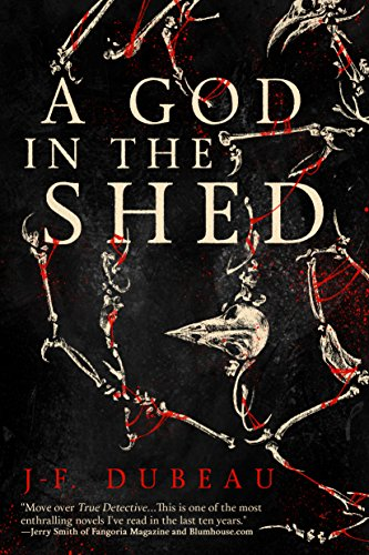 Product picture for A God in the Shed by J-F. Dubeau