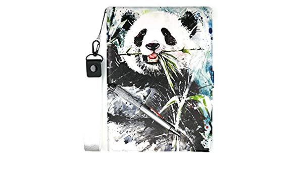 Lovewlb Tablet Funda para Huashetrade 10.1 Tablet Funda Soporte Cuero Case Cover XM