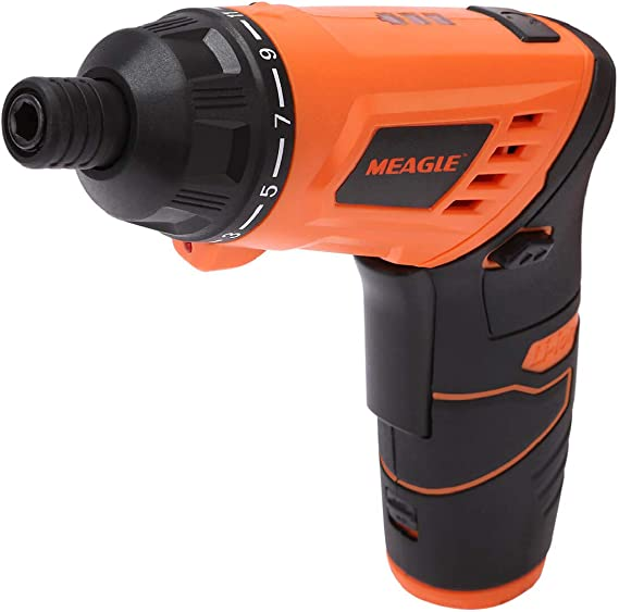 Meagle Rechargeable Electric Screwdriver Cordless