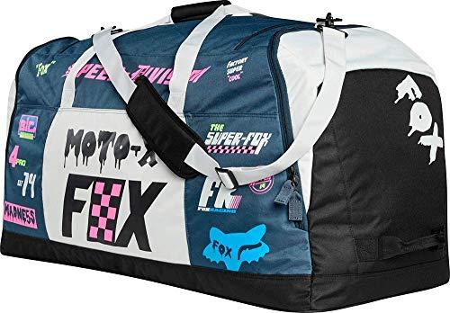 Fox Racing 2019 Podium 180 Gear Bag - Czar (LIGHT GREY)