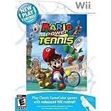 New Play Control! Mario Power Tennis - Nintendo Wii