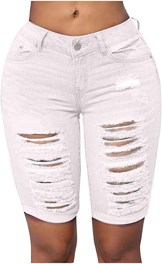 Kaitobe Hight Waisted Button Fly Jeans for Women Plus Size Stretchy Denim Jeggings Skinny Jeans Slim Pants Sweatpants