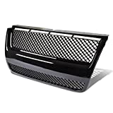 Ford Explorer ABS Plastic Mesh Bentley Style Front Bumper Grille (Black) - 4th Gen U251
