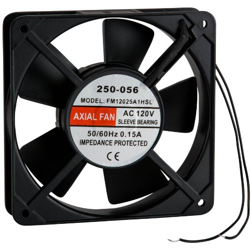 Muffin Style Axial Cooling 25mm