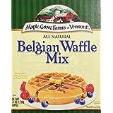 Maple Grove Farms B74253 Maple Grove Belgian Waffle Mix -6x24 Oz