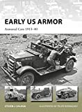 img - for Early US Armor: Armored Cars 1915 40 (New Vanguard) book / textbook / text book
