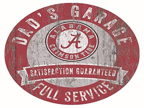 "Fan Creations NCAA Alabama Crimson Tide 12"" Round Dad"