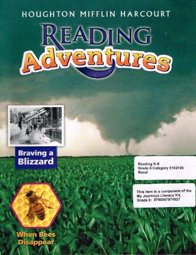 Journeys: Student Edition Magazine Grade 6 Grade 6