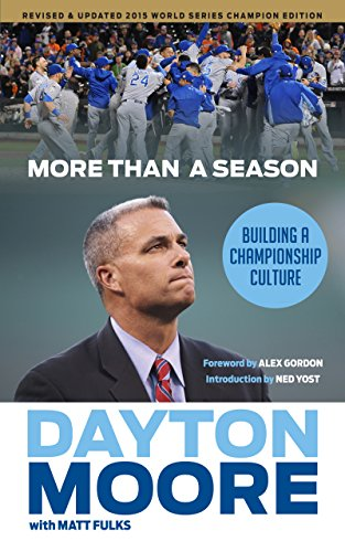 (More Than a Season: Building a Championship Culture)