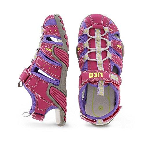 Lico Scotty - Sandalias Niños Rosa - Pink (pink/lila/lemon)