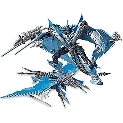 Transformers: The Last Knight Premier Edition Deluxe Strafe: Toys & Games