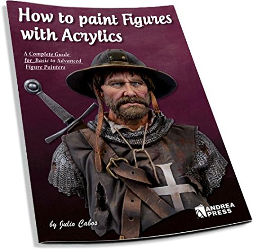 How to Paint Figures with Acrylics