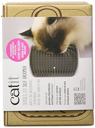 Catit Senses 2.0 Self Groomer Cat Toy 7