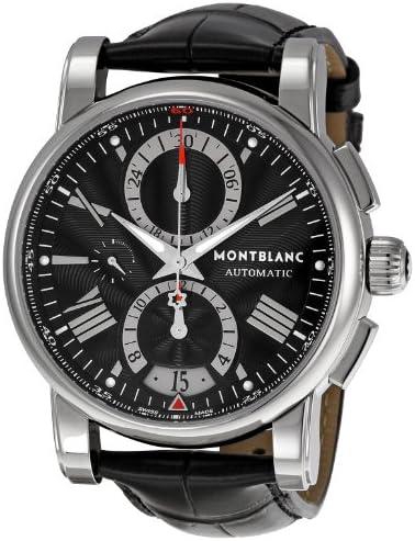 Montblanc Men s 102377 Star Chronograph Watch