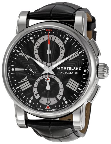 Montblanc Men's 102377 Star Chronograph Watch