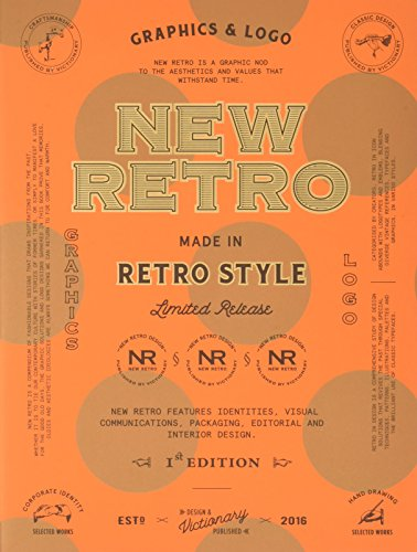 - New Retro: Graphic LOGO with Retro Designs
