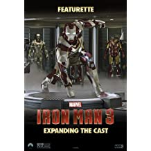 Iron Man 3:  Expanding the Cast