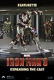 Iron Man 3:  Expanding the Cast