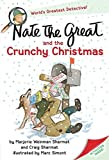 img - for Nate the Great and the Crunchy Christmas by Marjorie Weinman Sharmat (1997-10-06) book / textbook / text book