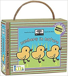 Buy Green Start: Numbers in Nature (Book and Game) - Made With 98