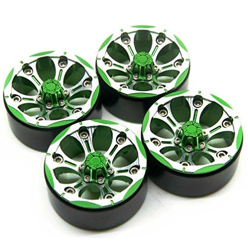Rc Alloy Wheels - 7