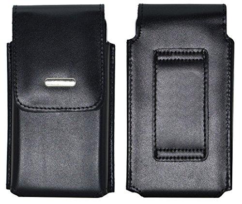 Verticale per/iPhone 8/koecher Custodia in pelle VERTICAL case cover con un passante per cintura sul retro