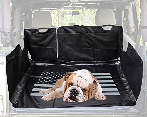 jeep wrangler cargo seat cover - 1