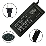 Surface Pro 3 Pro 4 Pro 5 Charger, Magnetic Replacement 15V/3A Charger Adapter Power Supply for Microsoft Surface Pro3/Pro4/Pro5 Intel Core i5 i7 Tablet