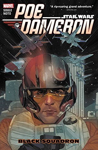 Star Wars: Poe Dameron Vol. 1: Black Squadron (Star Wars: Poe Dameron (2016-)) cover