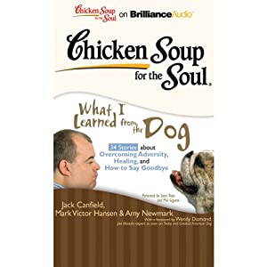 Chicken Soup for the Soul: What I Learned from the Dog - 34 Stories about Overcoming Adversity, Healing, Saying Goodbye Audiobook