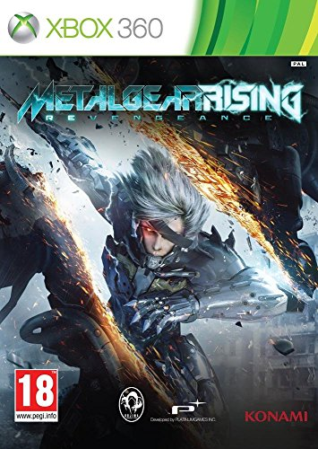 Metal Gear Rising: Revengeance (xbox 360) (Metal Gear Rising Revengeance 360)