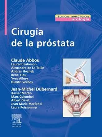 cirugía de millingo de próstata