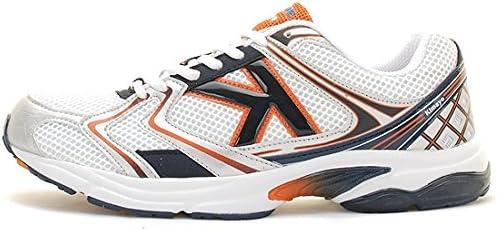 Kelme - Zapatillas de Running para Hombre Blanco Blanco: Amazon.es: Zapatos y complementos