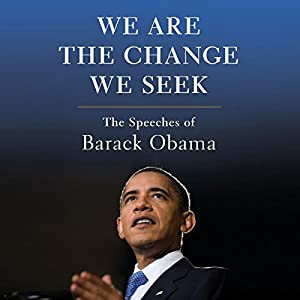 We Are the Change We Seek Hörbuch