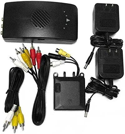 Astrotel Wireless Video Transmitter & Receiver with Mono Audio