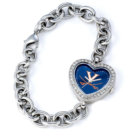 Virginia Heart Watch - NCAA Women's CH-UVA Heart Series Virginia Cavaliers Watch