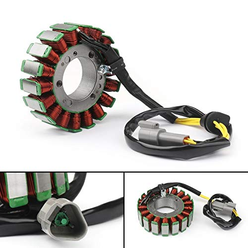Motorcycle Stator Generator Coil 420889721 For Sea-doo 155 GTIG TX WAKE 260 1500 4-TEC RXP X 215 Motorcycle Parts