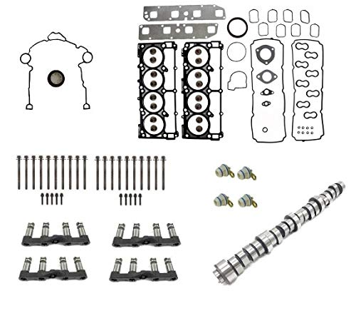 MDS Disable Camshaft & Lifter Install Kit for 2005-2008 Chrysler Dodge Jeep 5.7L Hemi Engines