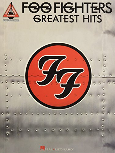 Foo Fighters - Greatest Hits (Guitar Recorded (Book Foo Fighters)