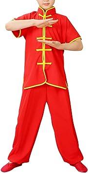 Daytwork Disfraces Chinos Tradicional Marciales - Niño Conjuntos ...
